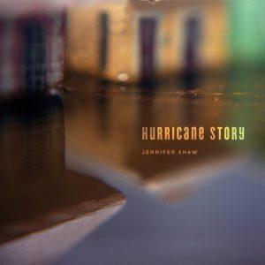 Hurricane Story Cover - Chin Music Press